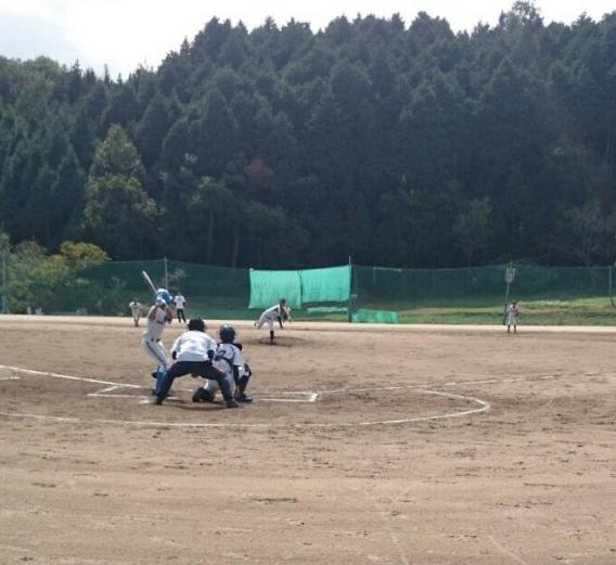 練習試合(vs三原中央リトルシニア)