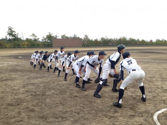 11月2日 広島北招待試合